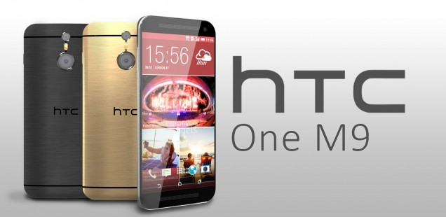 First hands-on video of the HTC One M9 before its release in Dubai