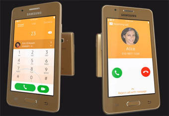 Samsung Z2 release date India