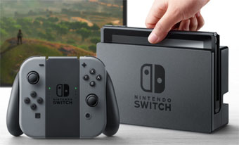 Nintendo Switch Price Dubai