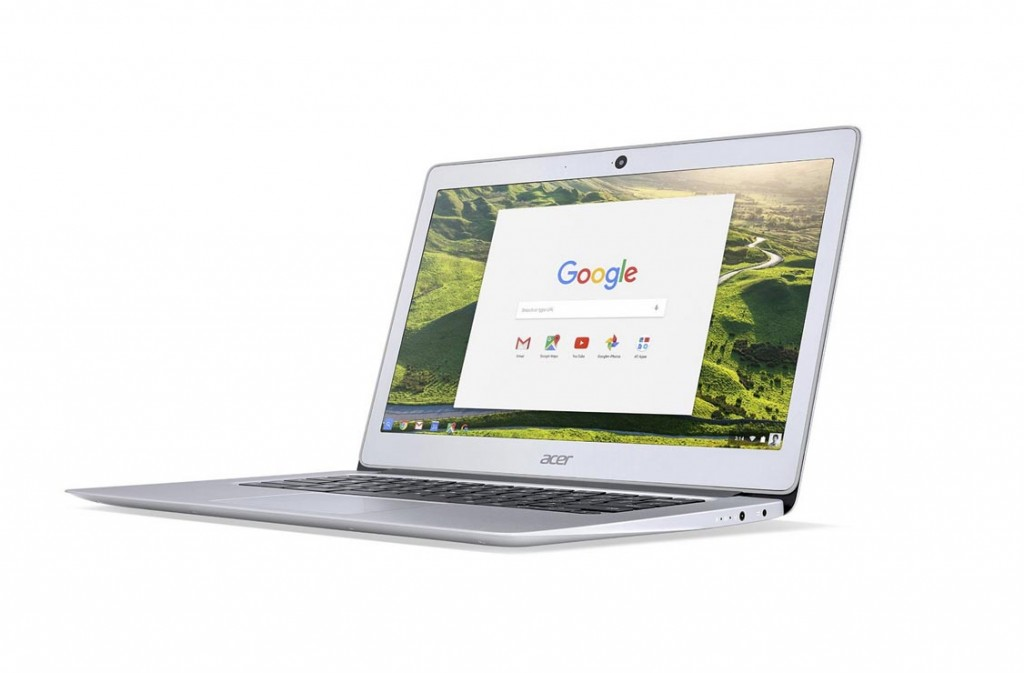 Acer Chromebook 14 (Price as of today AED/SAR/QAR 1509)