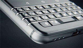 BlackBerry Mercury release date Egypt