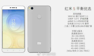 You can look for this Xiaomi Redmi Note 5 release date UAE