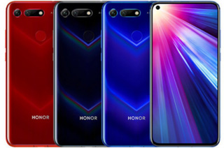 Huawei Honor V20 Cairo Price